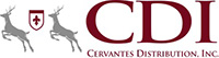 Cervantes Distribution, Inc. Logo
